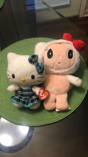 Hello Kitty Plushies for Sale in Arlington, TX