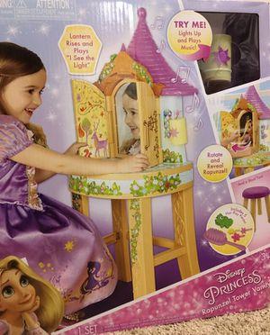 Rapunzel vanity set Disney for Sale in Bexley, OH