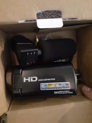 HDV Camcorder for Sale in Fremont, OH