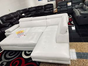 WE ARE OPEN! COMFY NEW IBIZA SECTIONAL SOFA AND OTTOMAN SET ON SALE ONLY $699. NO CREDIT NEEDED FINANCING. SAME DAY DELIVERY! for Sale in Tampa, FL