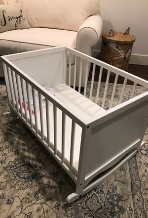 brand new Solgul infant crib and mattress for Sale in Kirkland, WA