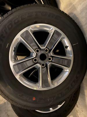 "Set of 5; Jeep Wrangler JL Sahara 18"" Wheels & Tires for Sale in Seattle, WA"