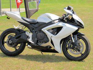 suzuki motorcycles gsxr 600 for Sale in Plano, TX