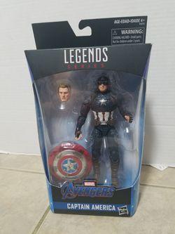 Marvel Legends Worthy Captain America Sealed for Sale in Newberg,  OR