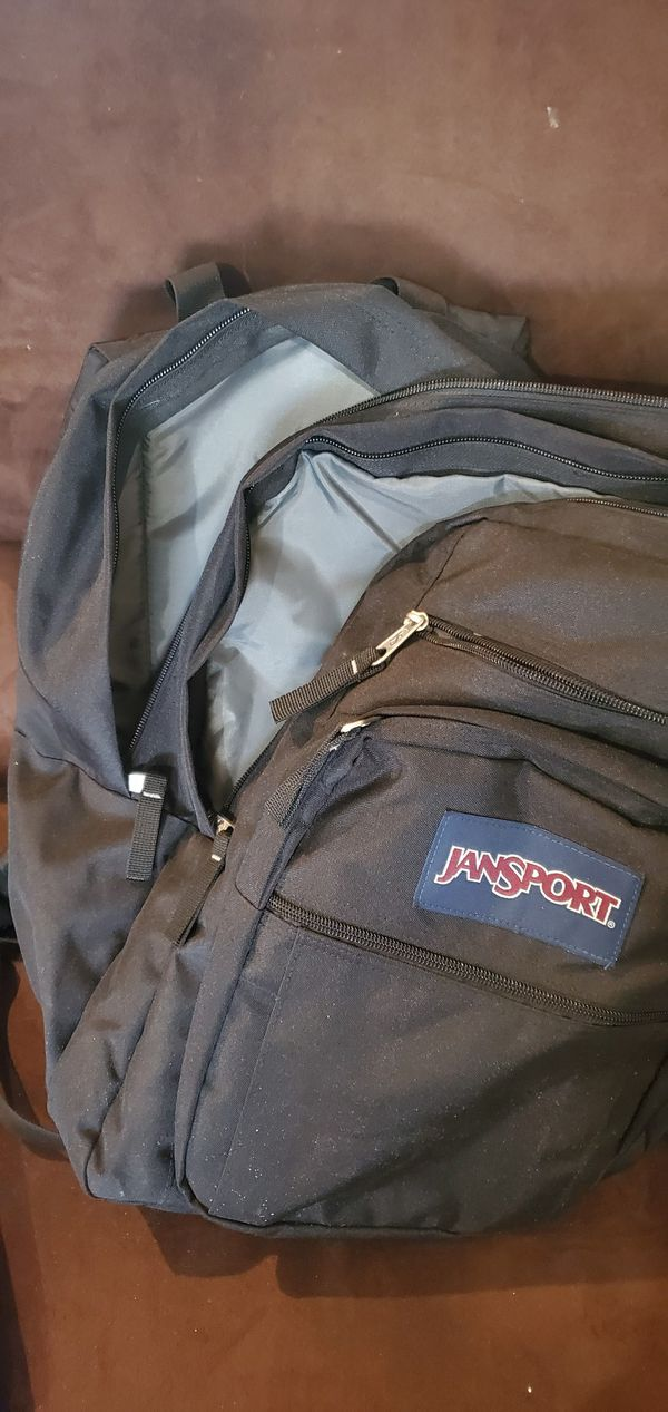 Deluxe jansport backpack