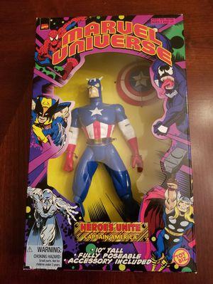 Marvel Universe - Captain America 10 inch for Sale in Chesapeake, VA