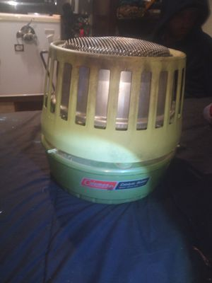 Coleman ventage colaman catalytic heater. for Sale in Douglasville, GA