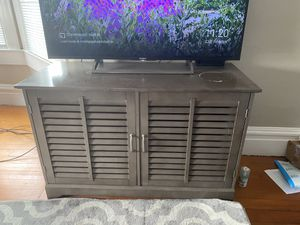 TV Stand and Shelving Unit for Sale in San Francisco, CA