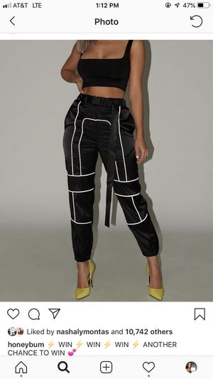 Reflective joggers camo pants for Sale in Moreno Valley, CA