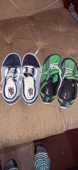 Two pairs of shoes for $8 for Sale in Buena Park, CA