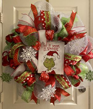 Christmas Wreath for Sale in Dallas, TX