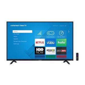 ELEMENT 50 INCH 4K LED TV UHD ROKU TV for Sale in Fresno, CA