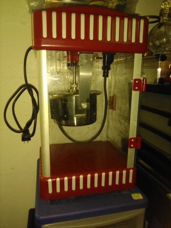 Family size/ not commercial Popcorn Machine for Sale in ...