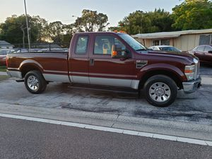 2008 Ford Super Duty F-350 SRW for Sale in St Petersburg, FL