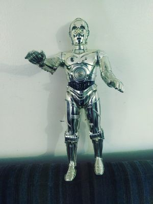 "Star Wars C3PO 12"" Action Figure for Sale in Los Angeles, CA"