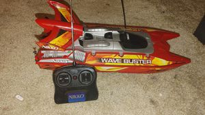 Very Rare! 100% rtr Nikko 9.6volt rc boat. !!! for Sale in Dana Point, CA