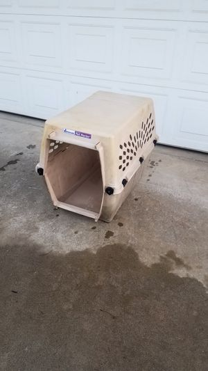 Large Dog crate/bed for Sale in Fresno, CA