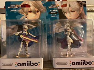 Amiibo Corrin set rare! for Sale in Corona, CA