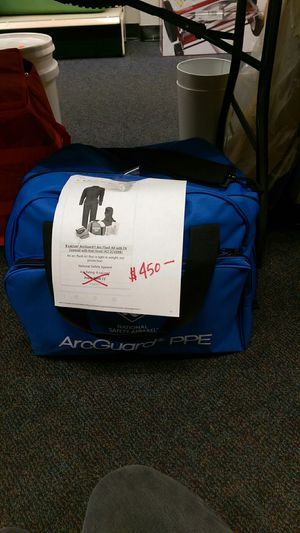 ArcGuard arc flash welders kit for Sale in Riverside, CA