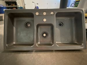 3 basin sink for Sale in East Syracuse, NY