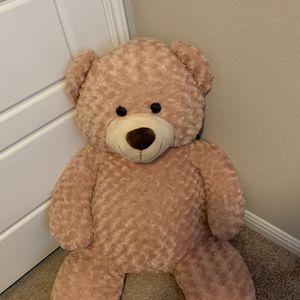 Giant Teddy Bear for Sale in Kyle, TX
