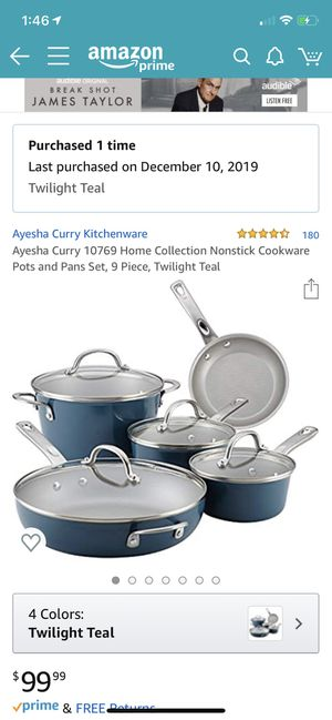 Ayesha Curry for Sale in Madison Heights, VA