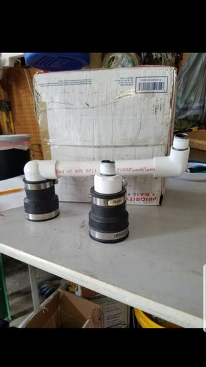 "2"" adapter for 250 Gallon IBC Tank for Sale in Chesapeake, VA"