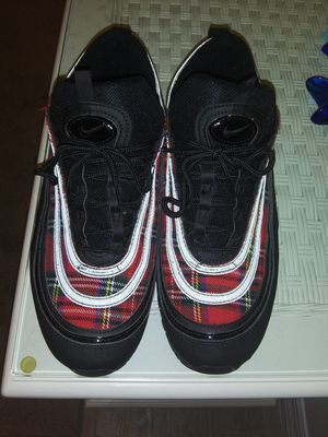 Nike Air Max 97 SE Tartan for Sale in Fort Myers, FL