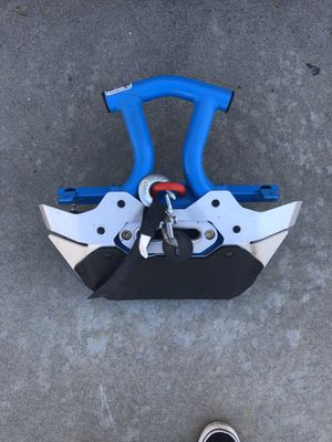 Canam X3 XRC Front Bumper with Winch for Sale in Carlsbad, CA