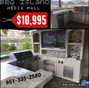 Outdoor bbq islands barbecue grills barbeque backyard patio furniture for Sale in Riverside, CA