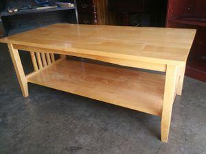 BEAUTIFUL COFFEE TABLE (IKEA) for Sale in Arcadia, CA