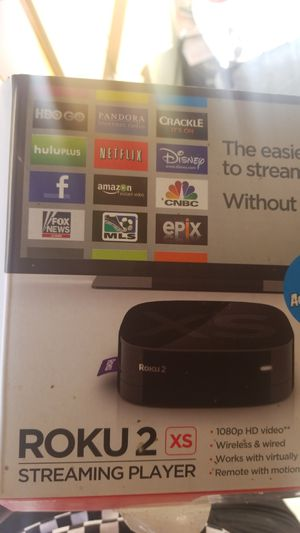 Roku 2 xs for Sale in ROWLAND HGHTS, CA