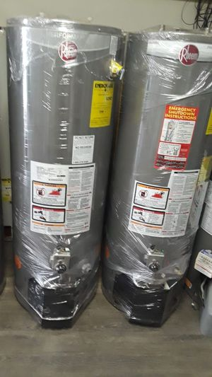Súper price water heater today for Sale in Ontario, CA
