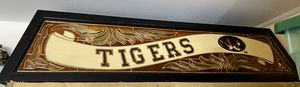 Custom made Mizzou Tiger's pool light for Sale in St. Louis, MO