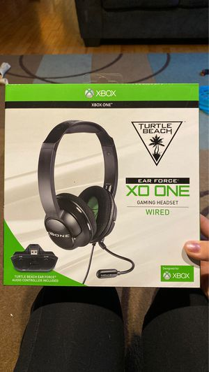 Turtle beach xo one headset. for Sale in Puyallup, WA