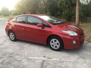 2010 Toyota Prius III hybrid loaded clean 45+MPG for Sale in North Port, FL