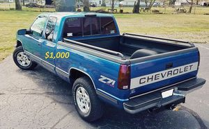 🍁1997 Chevrolet C/K Pickup 1500 Silverado Z71 for Sale in Arlington, VA