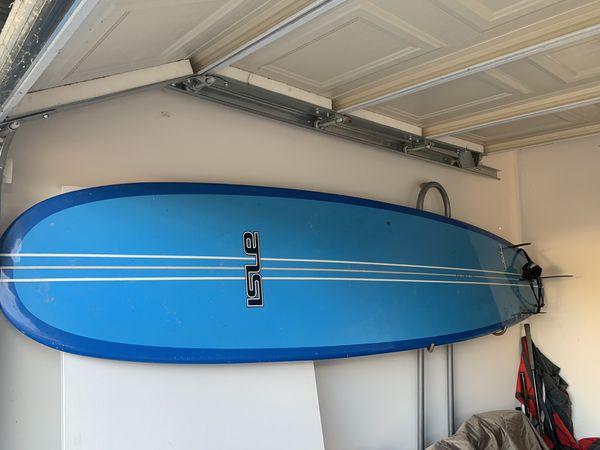 "ISLE Ecore Epoxy Surfboard 9'2"""