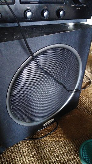 Polk audio 12 inch subwoofer for Sale in Fort Lauderdale, FL