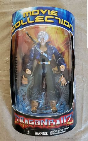 Dragonball Z 2003 Movie Collection Figure TRUNKS for Sale in Fontana, CA