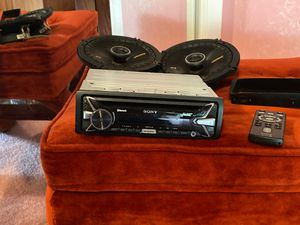 Sony car stereos system for Sale in Media, PA