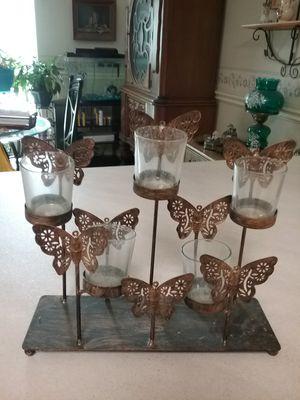 Butterfly tealite for Sale in Milton, FL