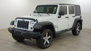 2012 Jeep Wrangler Unlimited for Sale in O Fallon, MO