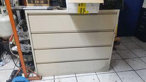 Big vintage file cabinet for Sale in San Antonio, TX