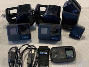 Gopro Black 7 System for Sale in Menifee, CA