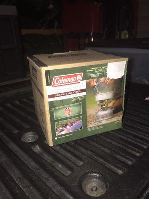 Coleman 1 burner stove for Sale in San Dimas, CA
