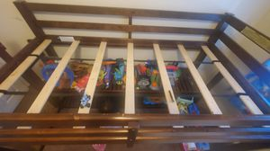 Twin size low loft bed frame for Sale in Alta Loma, CA