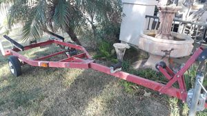 12 foot boat trailer great Edition for Sale in Patterson, CA