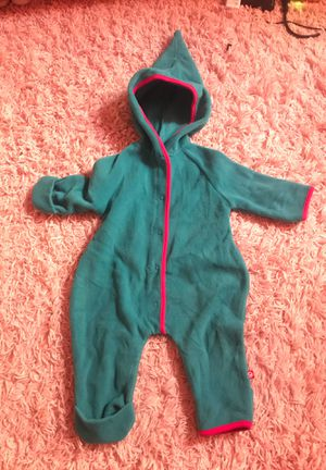 Costume overall winter for baby for Sale in Los Angeles, CA