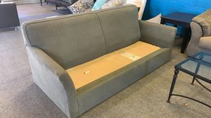 Green Couch (no cushions) for Sale in Gaithersburg, MD